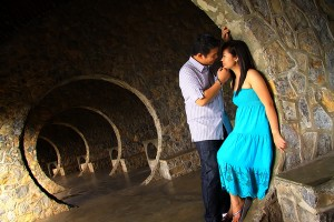 cebu tops engagement session, cebu wedding photographer