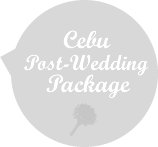 Cebu Post-Wedding Package