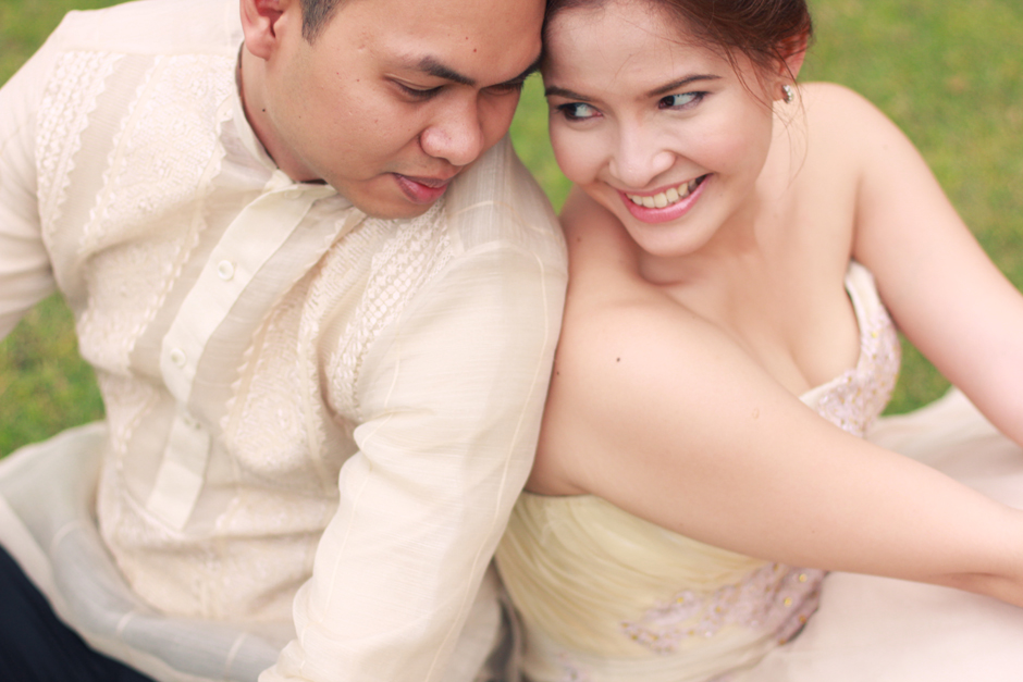 Chuck and Lei - Cebu Wedding