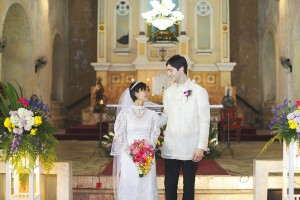 Bohol Destination Wedding - Mathias and Lilibeth