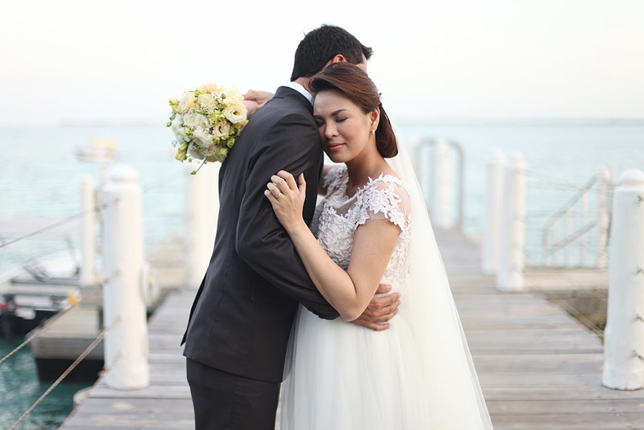Shangri La Mactan Destination Wedding – Marcos and Eloisa