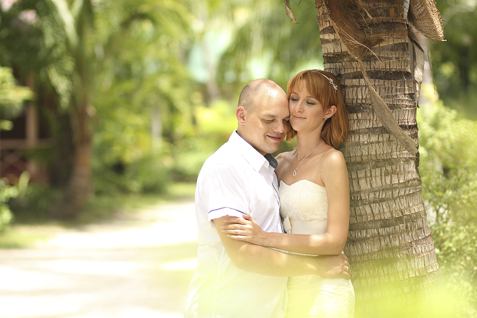 Bantayan Island Post Wedding Session of Russian couple, Aljona and Anatole