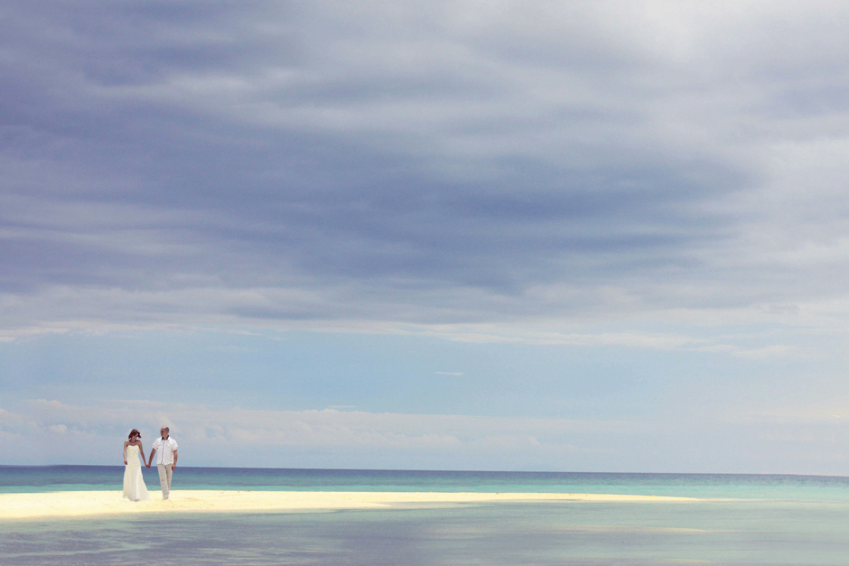 Bantayan Island Pre-Wedding Session - Aljona and Anatole
