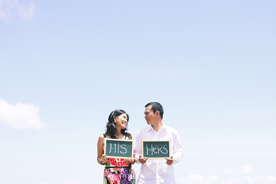 Cebu Engagement Session – Drake + Jiel