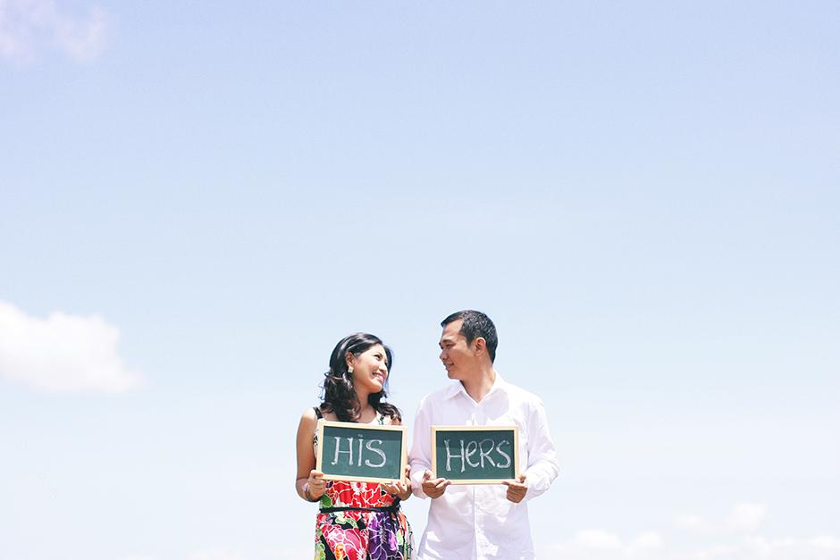 Cebu Engagement Session – Drake + Jiel