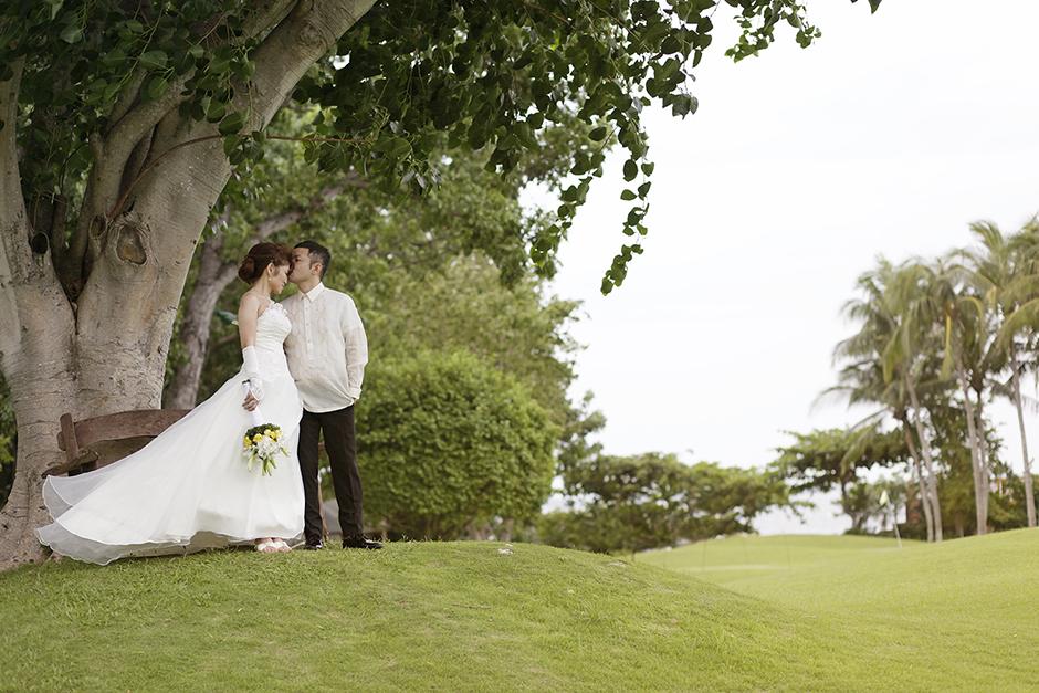 Cebu Japanese Post-Wedding Session Daisuke and Mayumi {Shangri-la Mactan Resort & Spa}