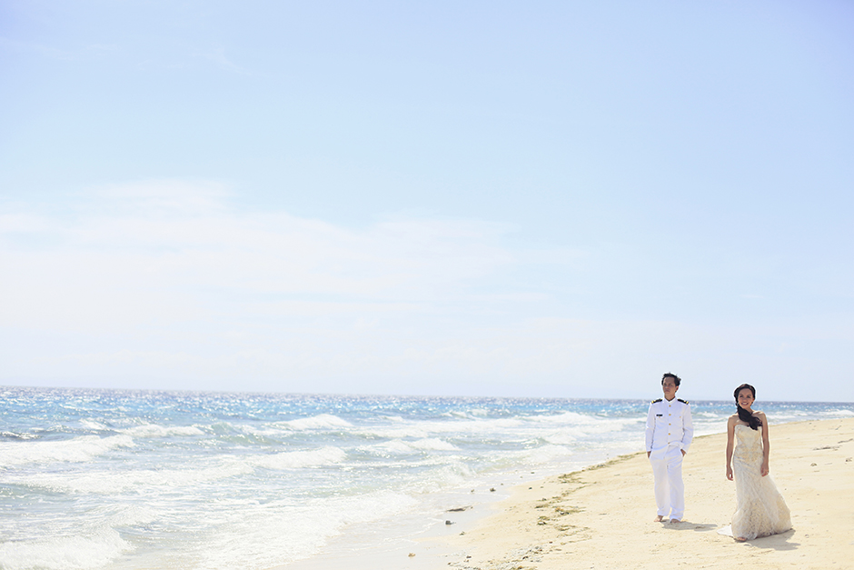 Sumilon Island Resort Cebu Post Wedding Session – Jayson and Meriel