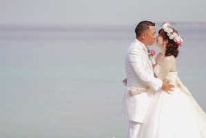 Teruhiko and Kana Shangrila Mactan Wedding