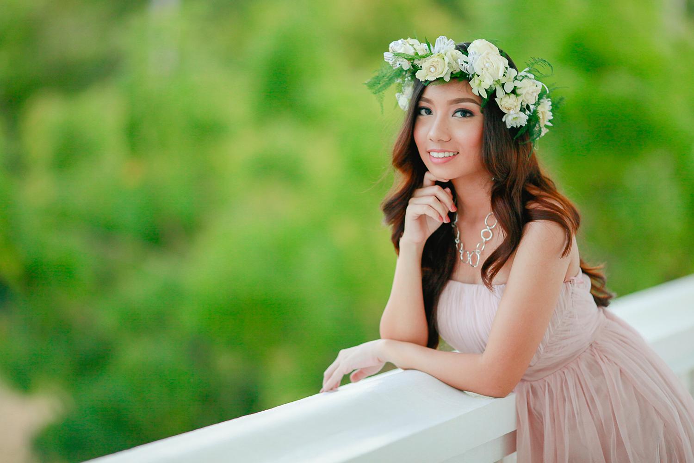 Cebu Pre-Debut Session - Seira at 18