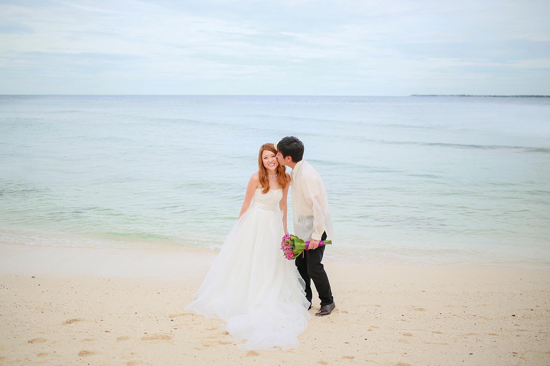 Shangri-la Mactan Cebu Post-Wedding – Masato & Saki