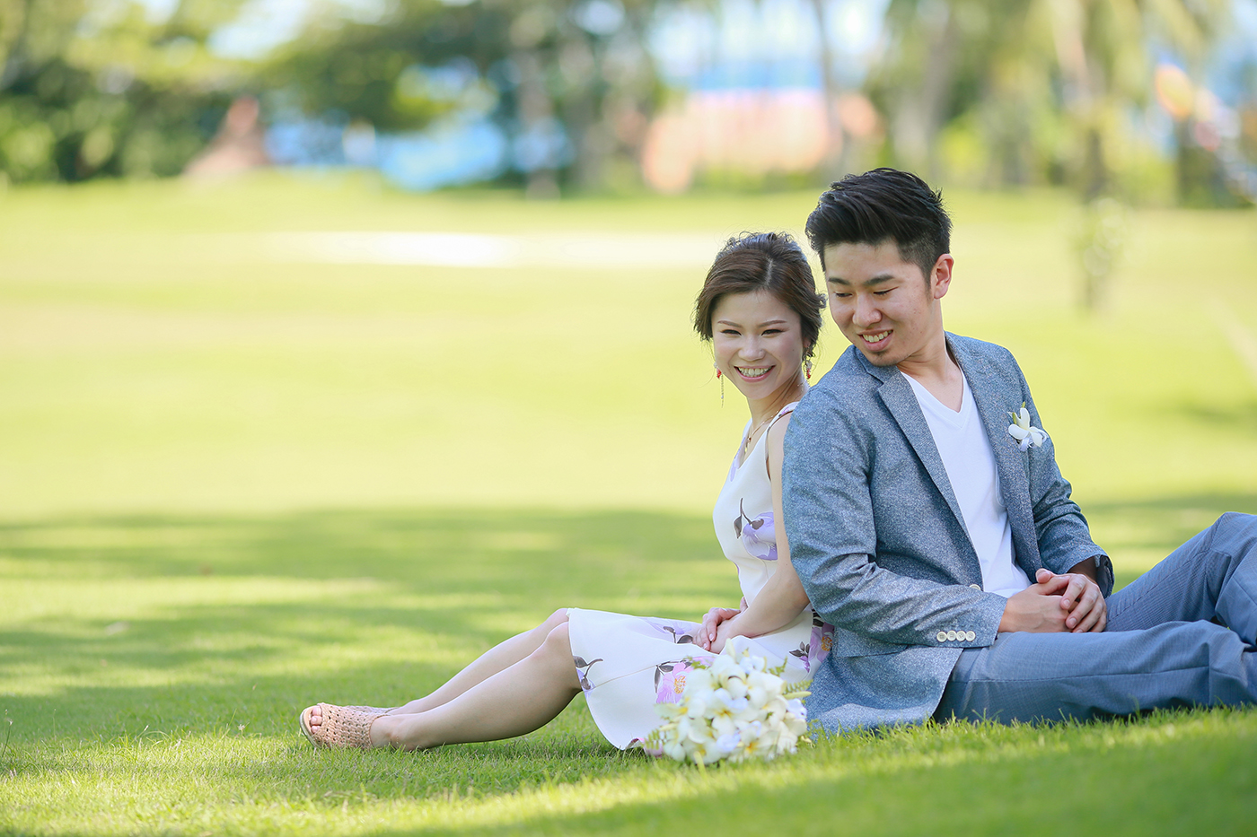 Shangrila Mactan Destination Pre-wedding - Daiki & Yuka