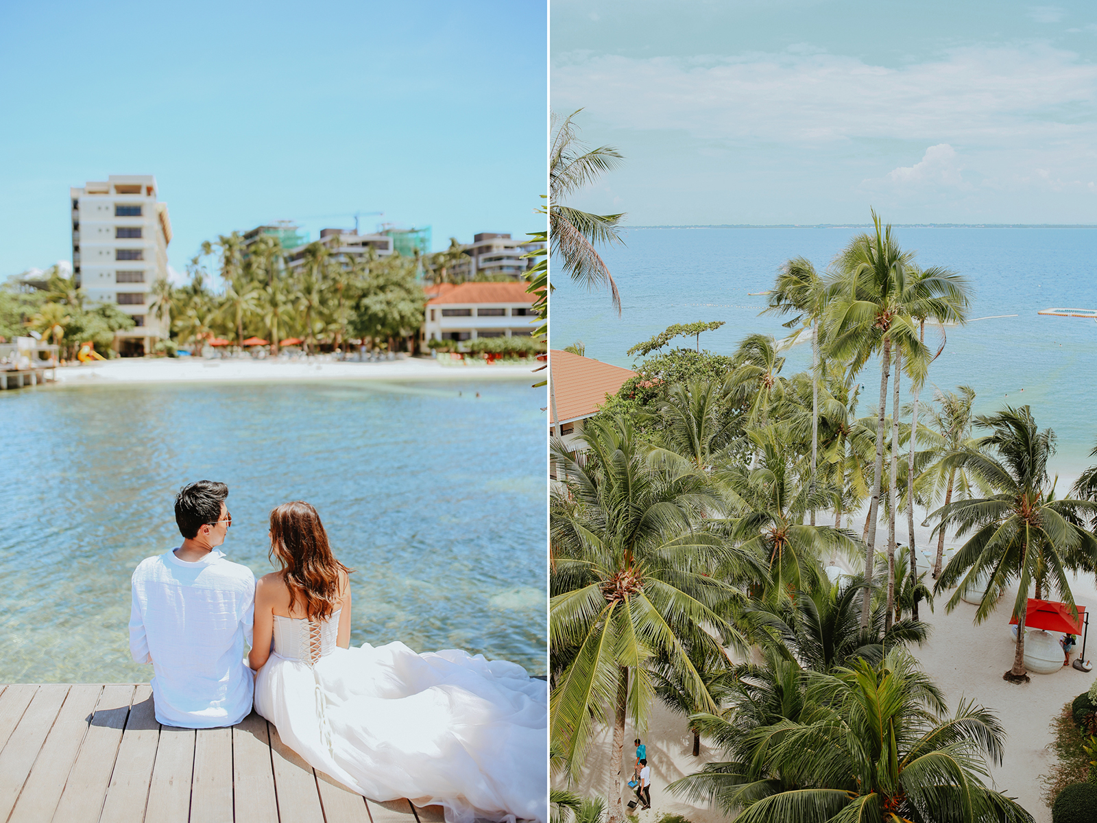 Pre-Wedding Session in Costabella