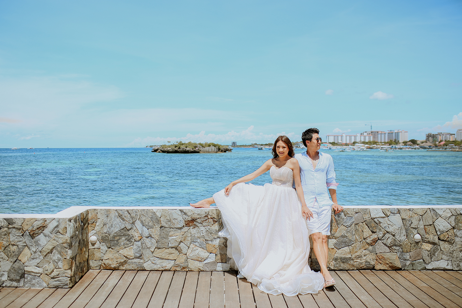 Costabella Pre-Wedding Session