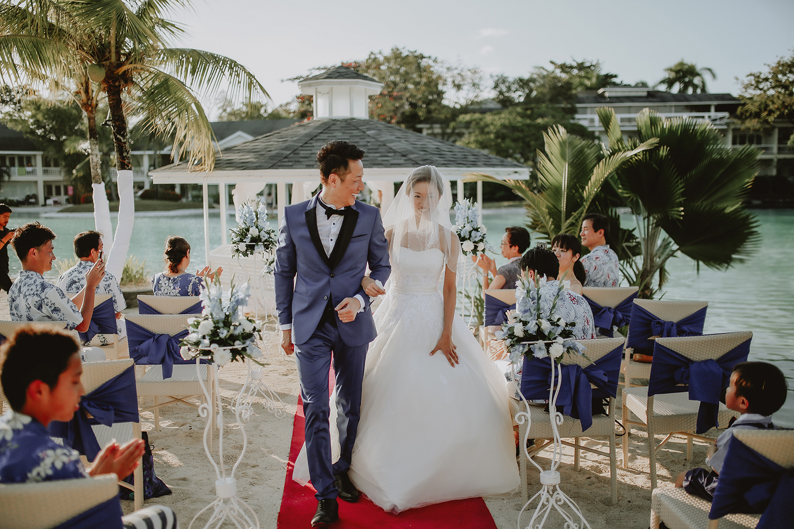 Plantation Bay Wedding