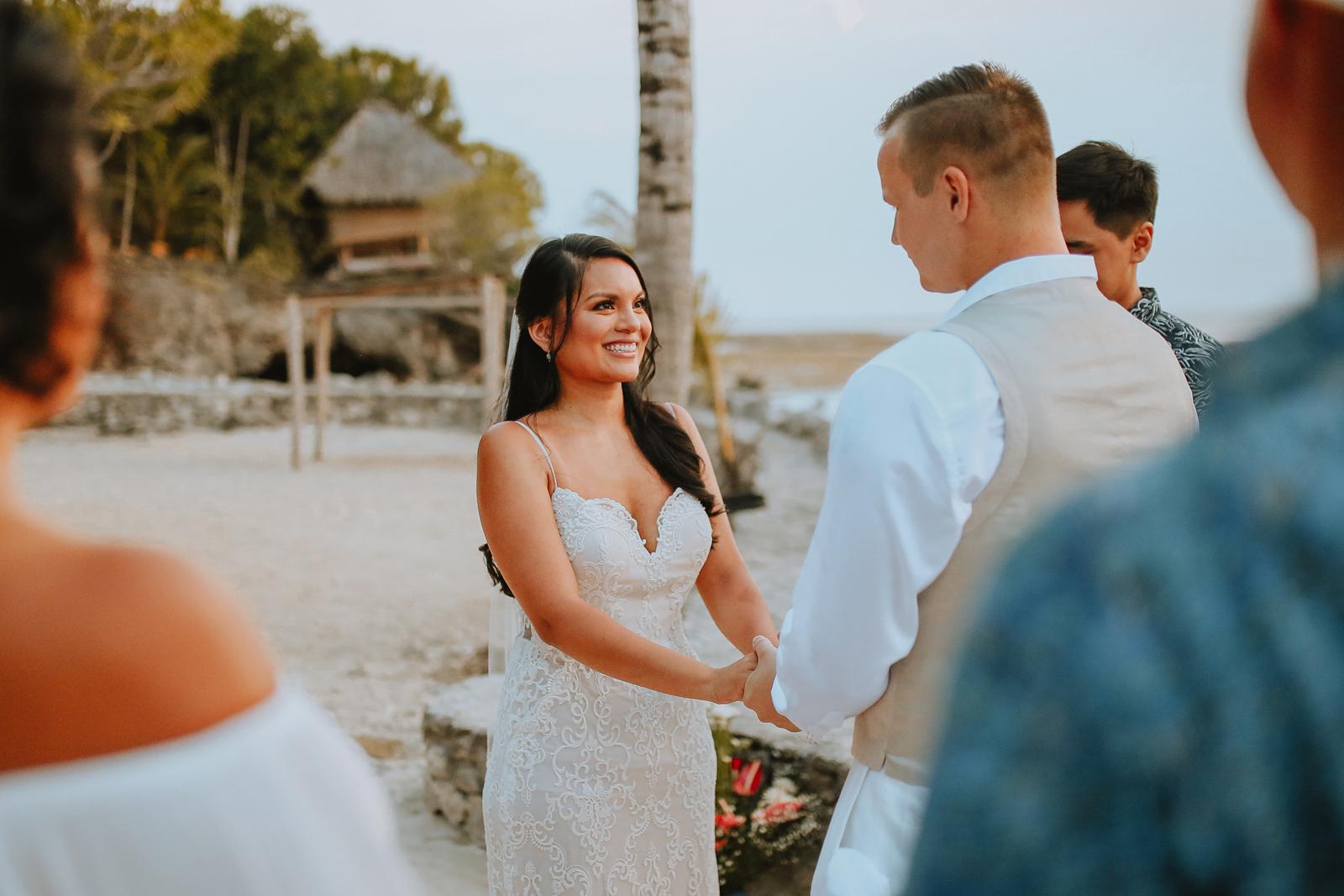 Moalboal Cebu Destination Wedding