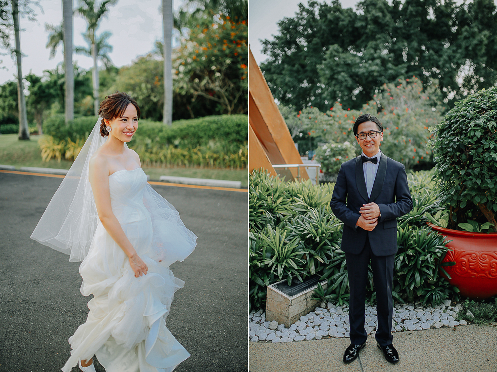 Shangri-la Mactan Wedding Photos