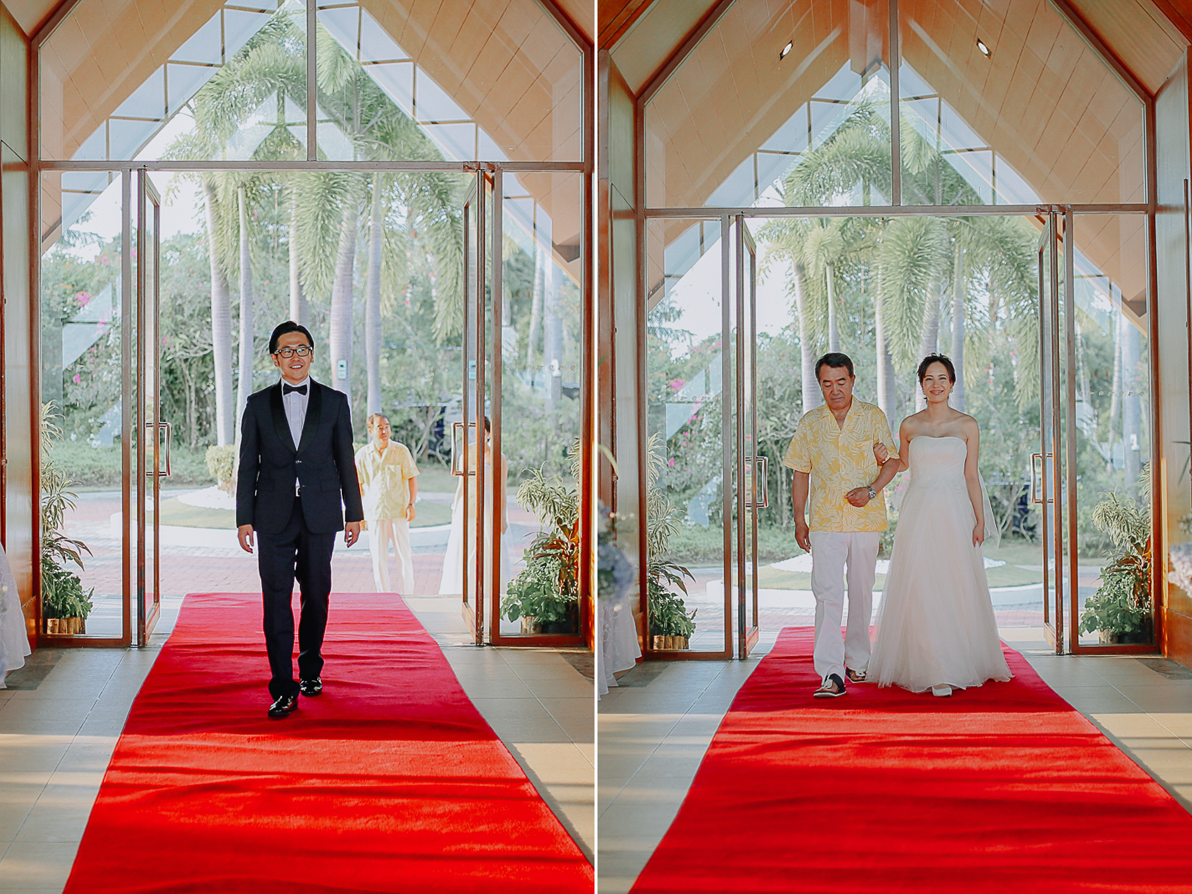 Shangri-la Mactan Cebu Destination Wedding