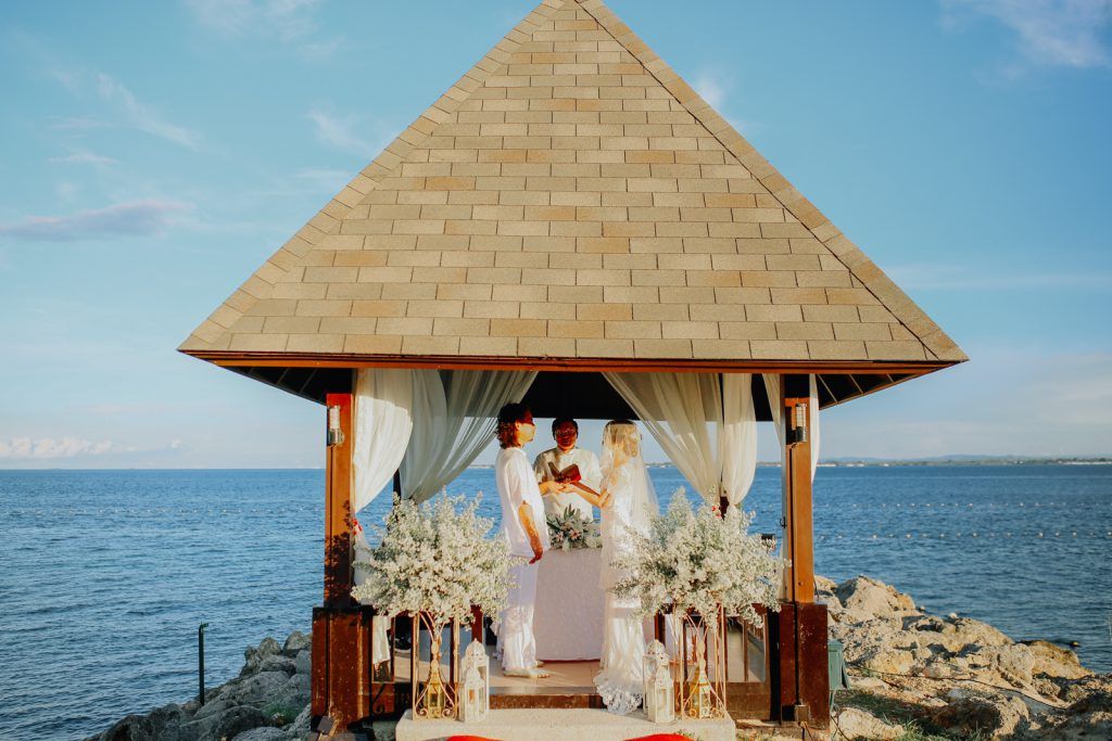 shangrila mactan private wedding