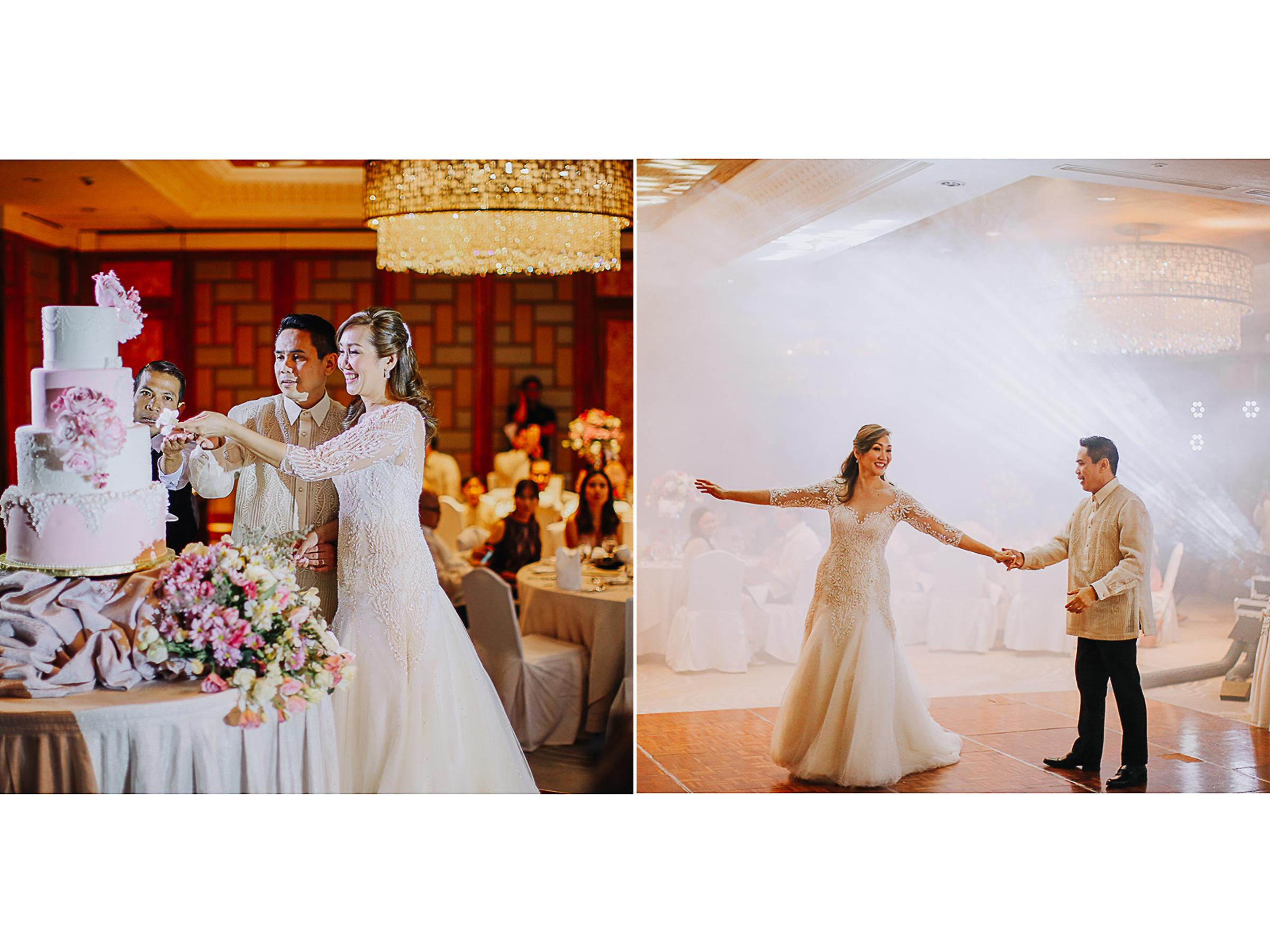 Cebu Beach Wedding