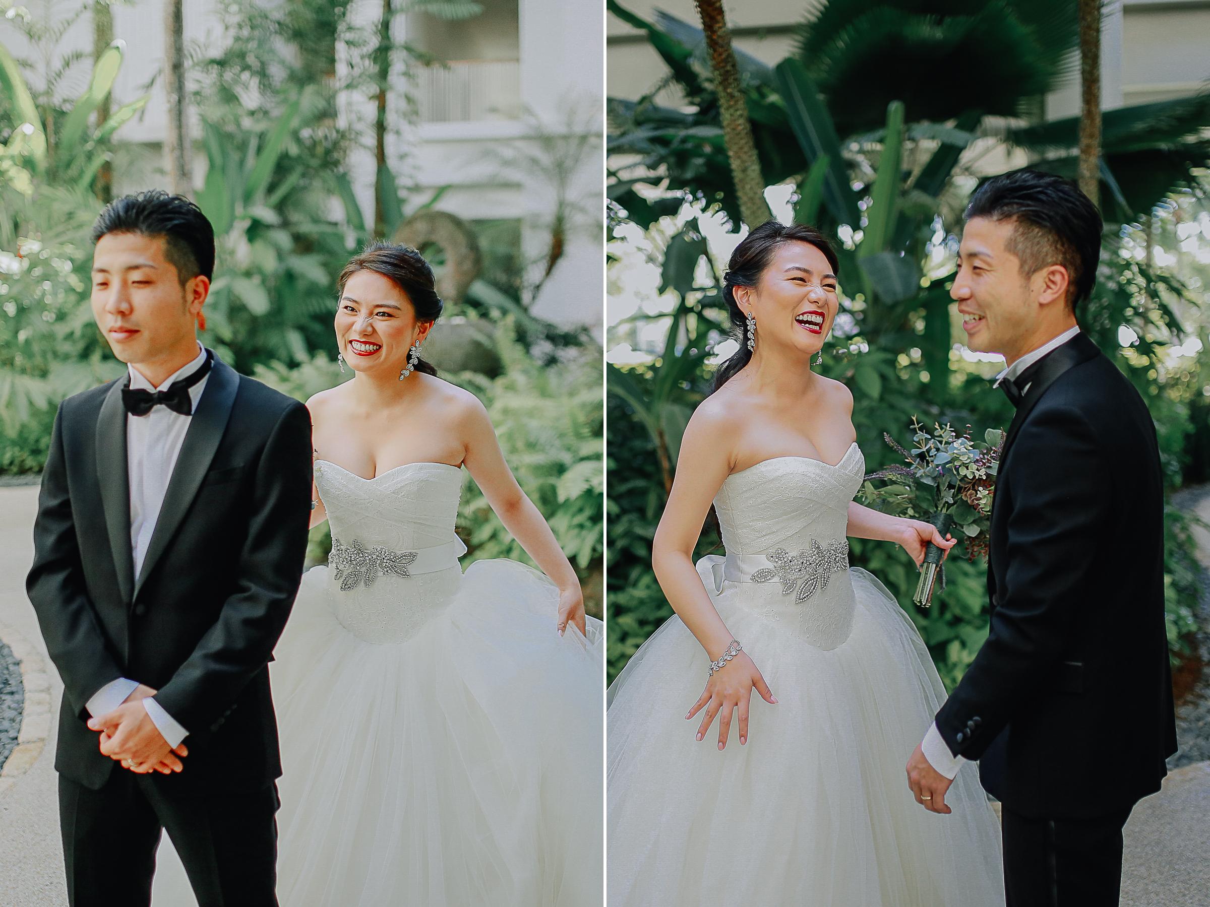 Shangrila Mactan Post-Wedding