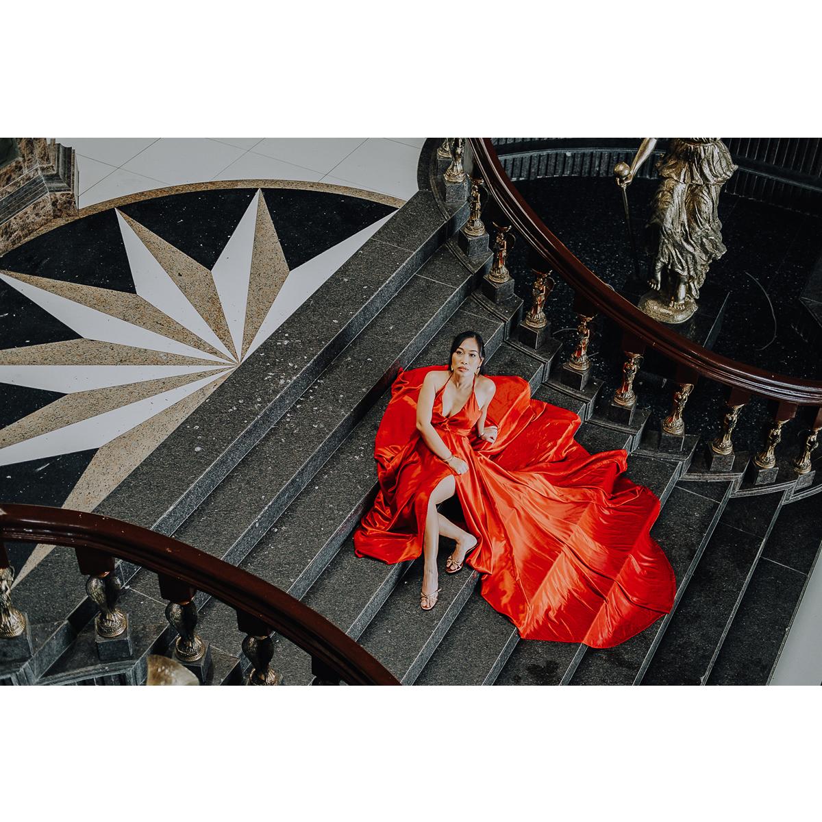Cebu Portrait Session, Temple of Leah Photoshoot
