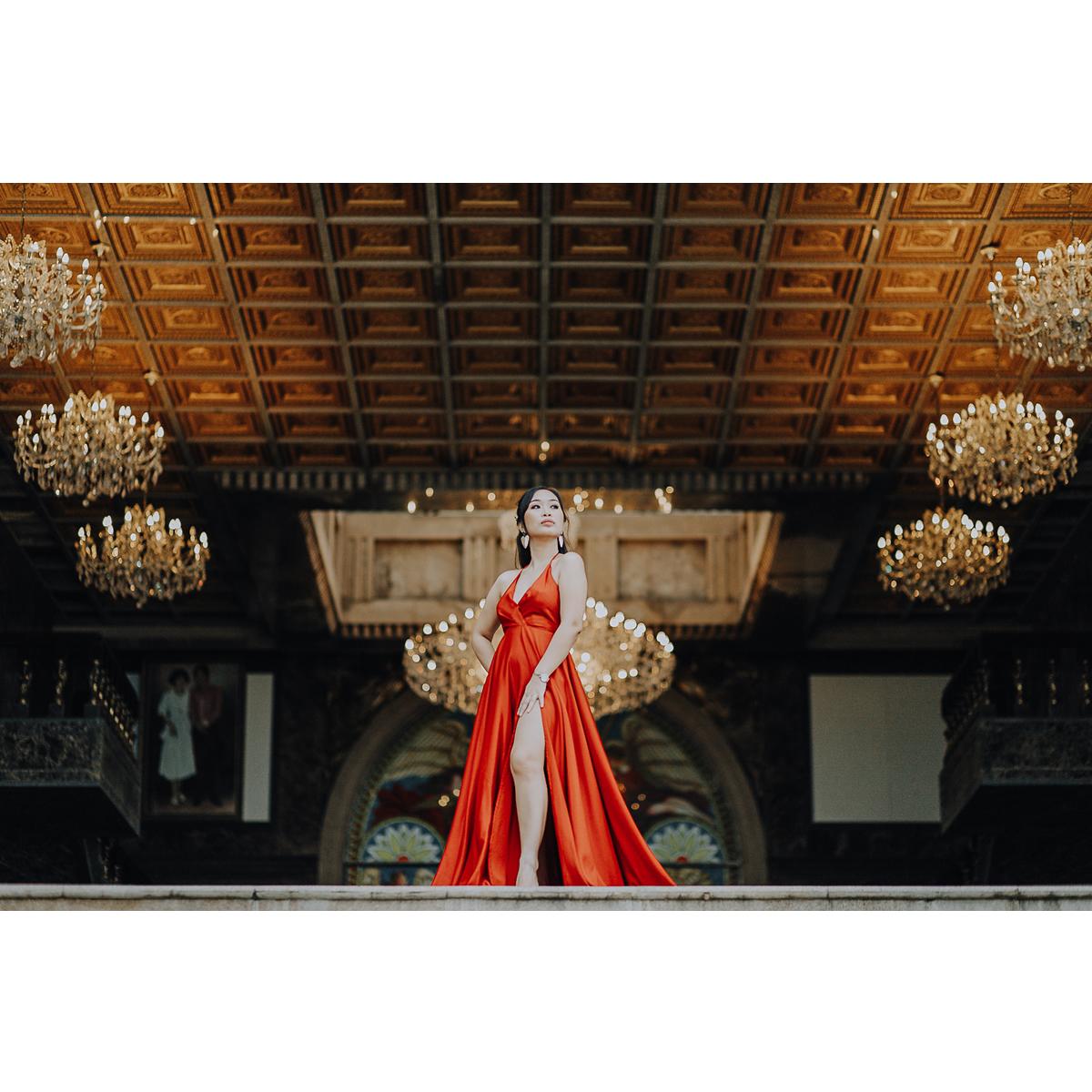 Cebu Portraits, Cebu Pre Birthday Photoshoot