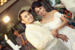 Diane and Generson Cebu Wedding - Chateau de Busay