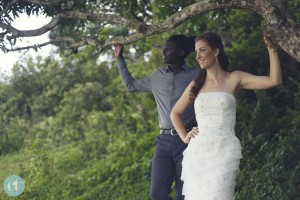 Bamshak and Makayla Cebu Post-Wedding Session