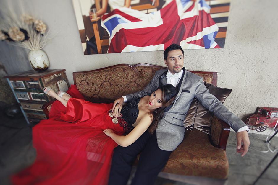Henry Hotel / Shangrila Mactan Cebu Engagement Session – Marcos & Eloisa