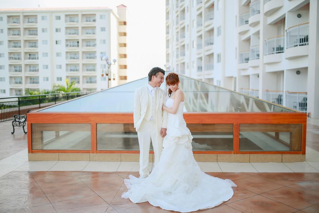 Jpark Island Resort Post-Wedding Session