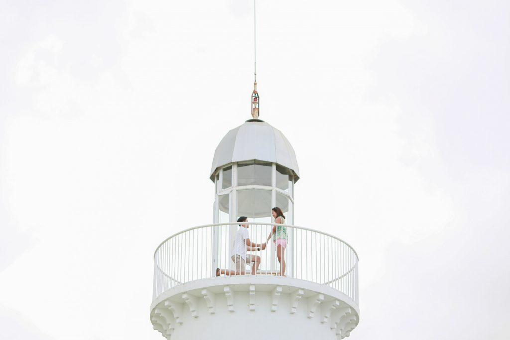 Wedding Proposal in Dumaguete Tierra Alta