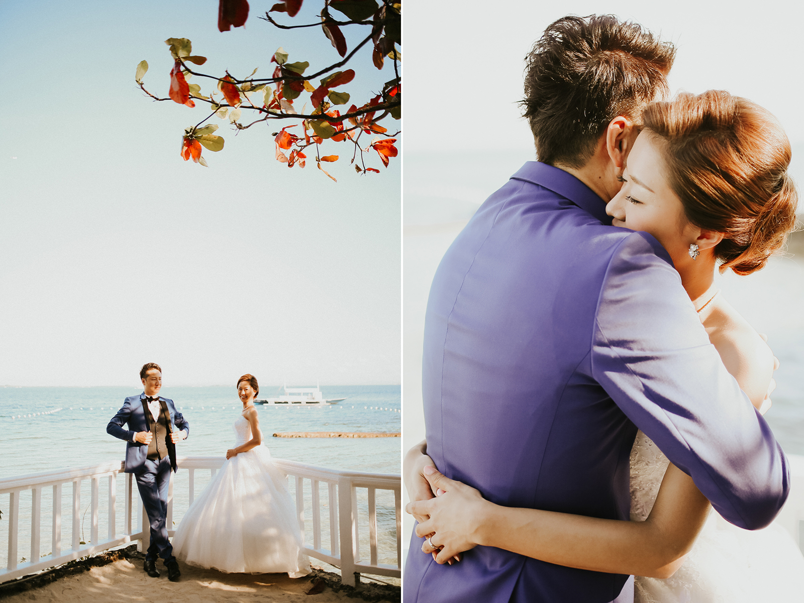 Plantation Bay Cebu Wedding