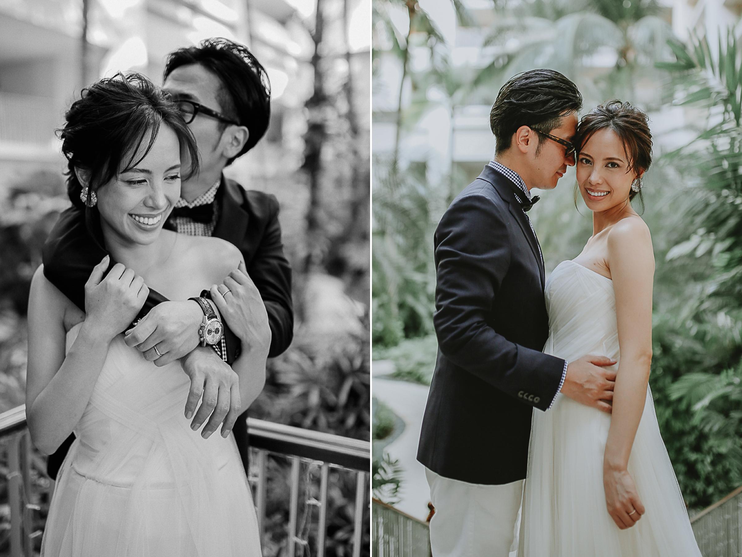 Shangrila Mactan Wedding Photographer