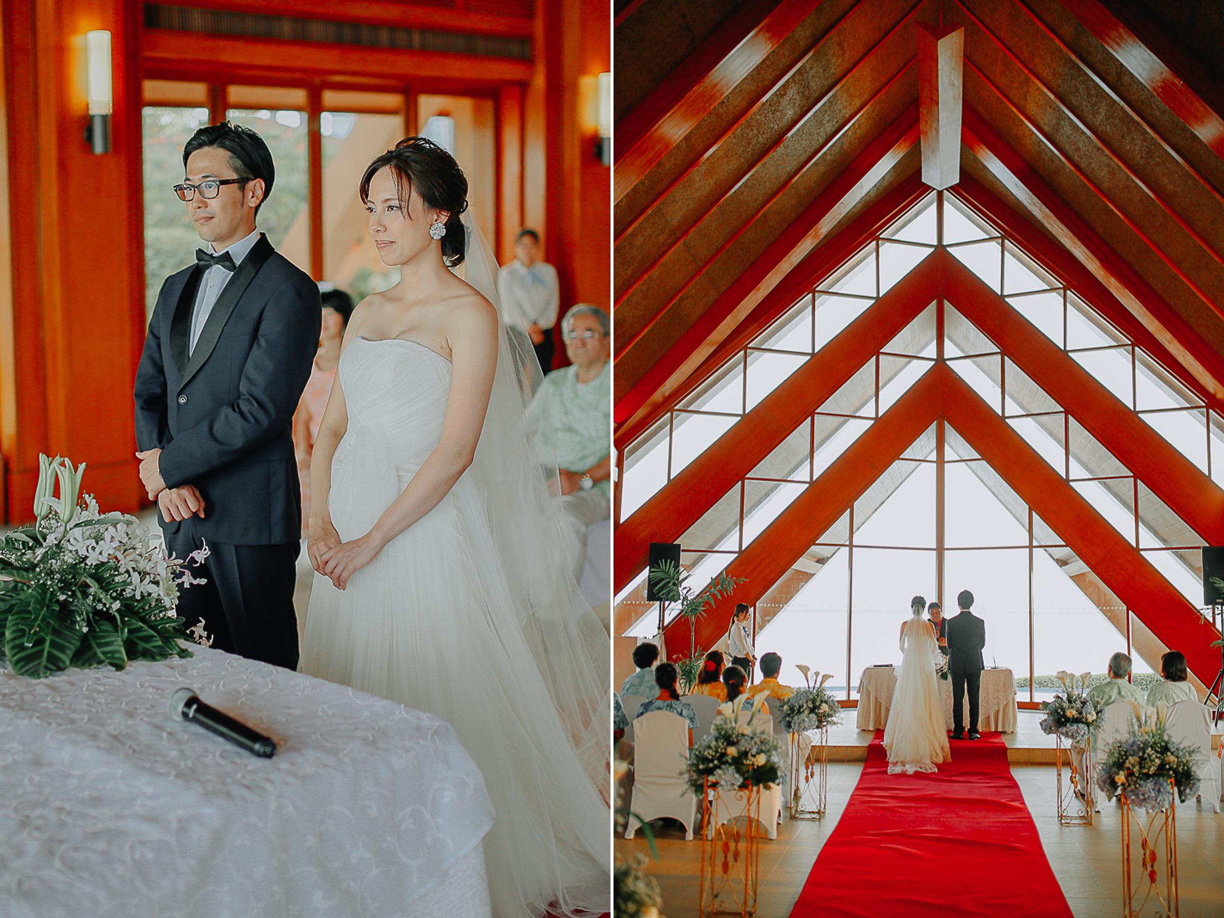 Shangrila Mactan Resort Wedding