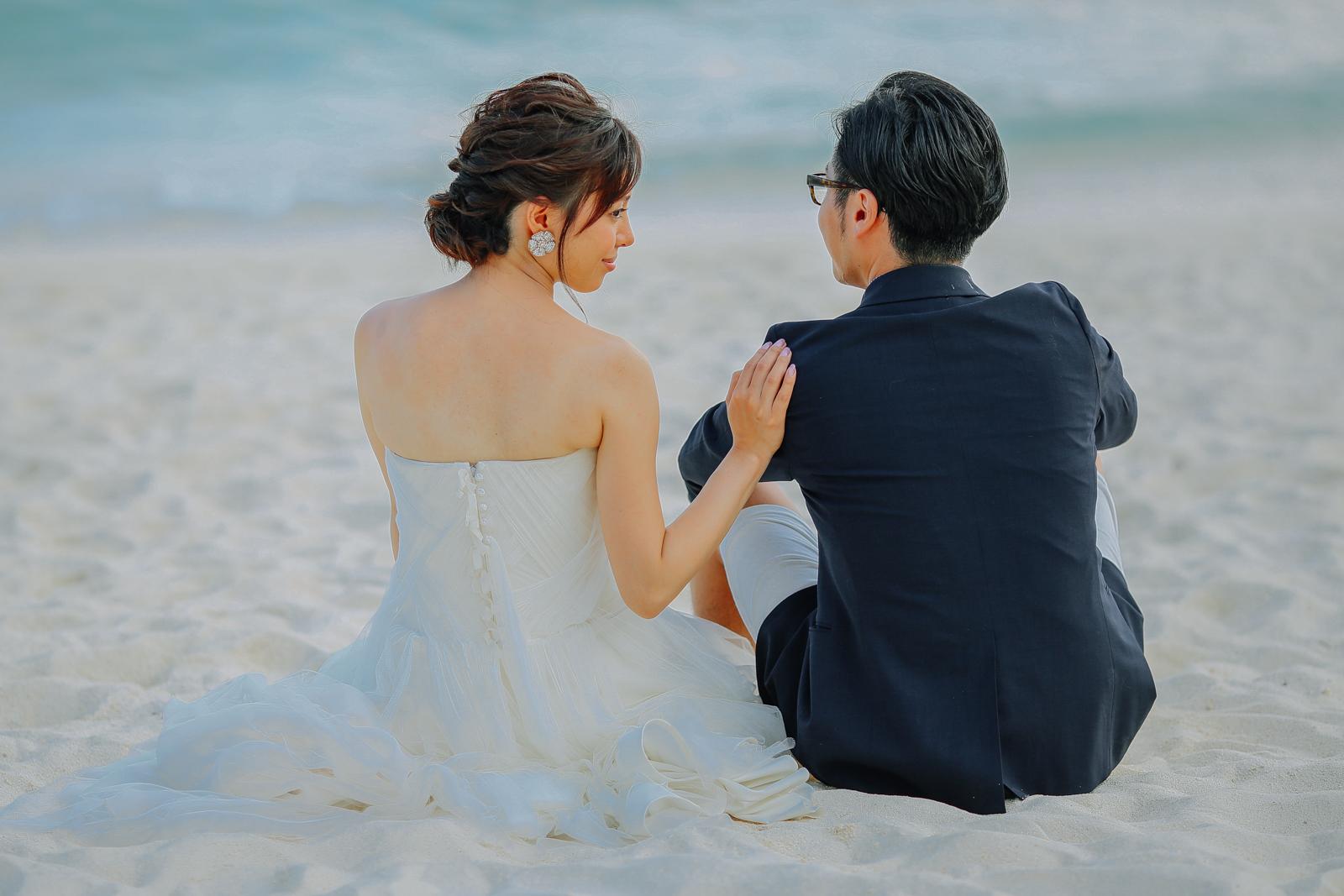 Beach Wedding in Cebu