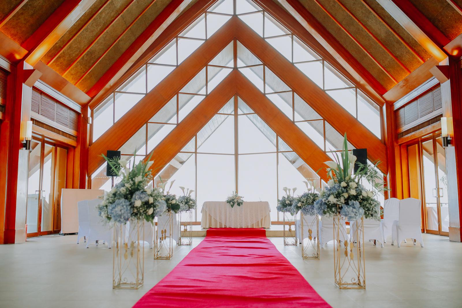 Shangri-la Mactan Wedding Photos