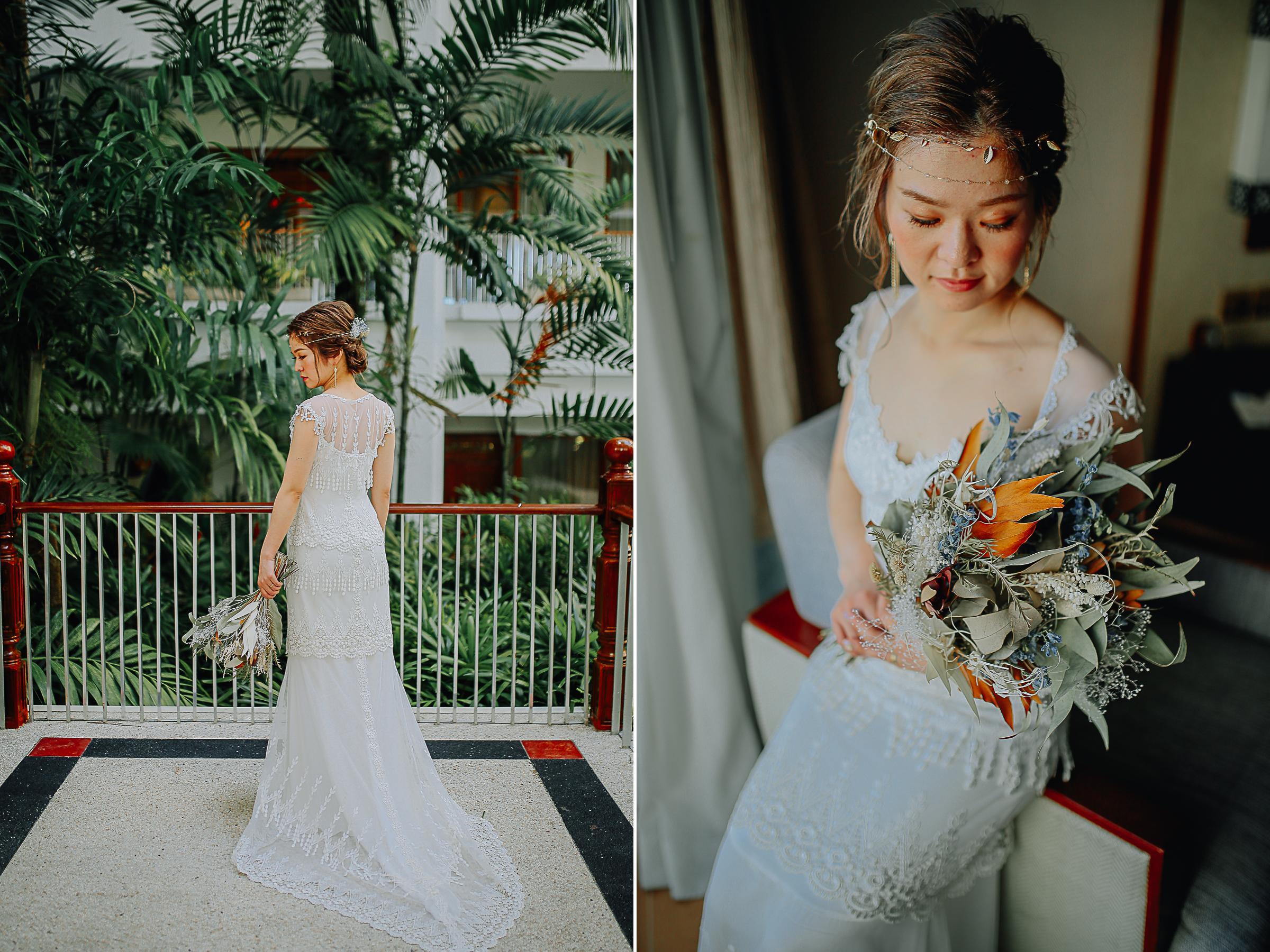 Shangrila Mactan Intimate Wedding