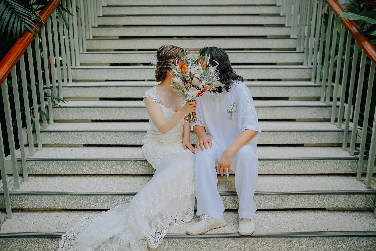 Shangri-la Mactan Intimate Wedding