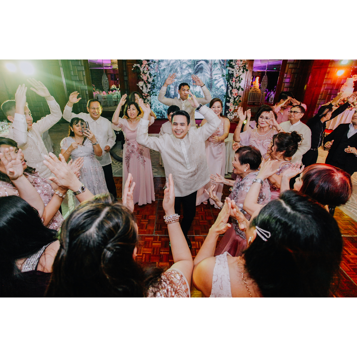 Shangrila Mactan Cebu Destination Wedding