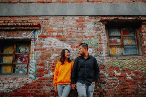 John and Emily Taiwan Engagement