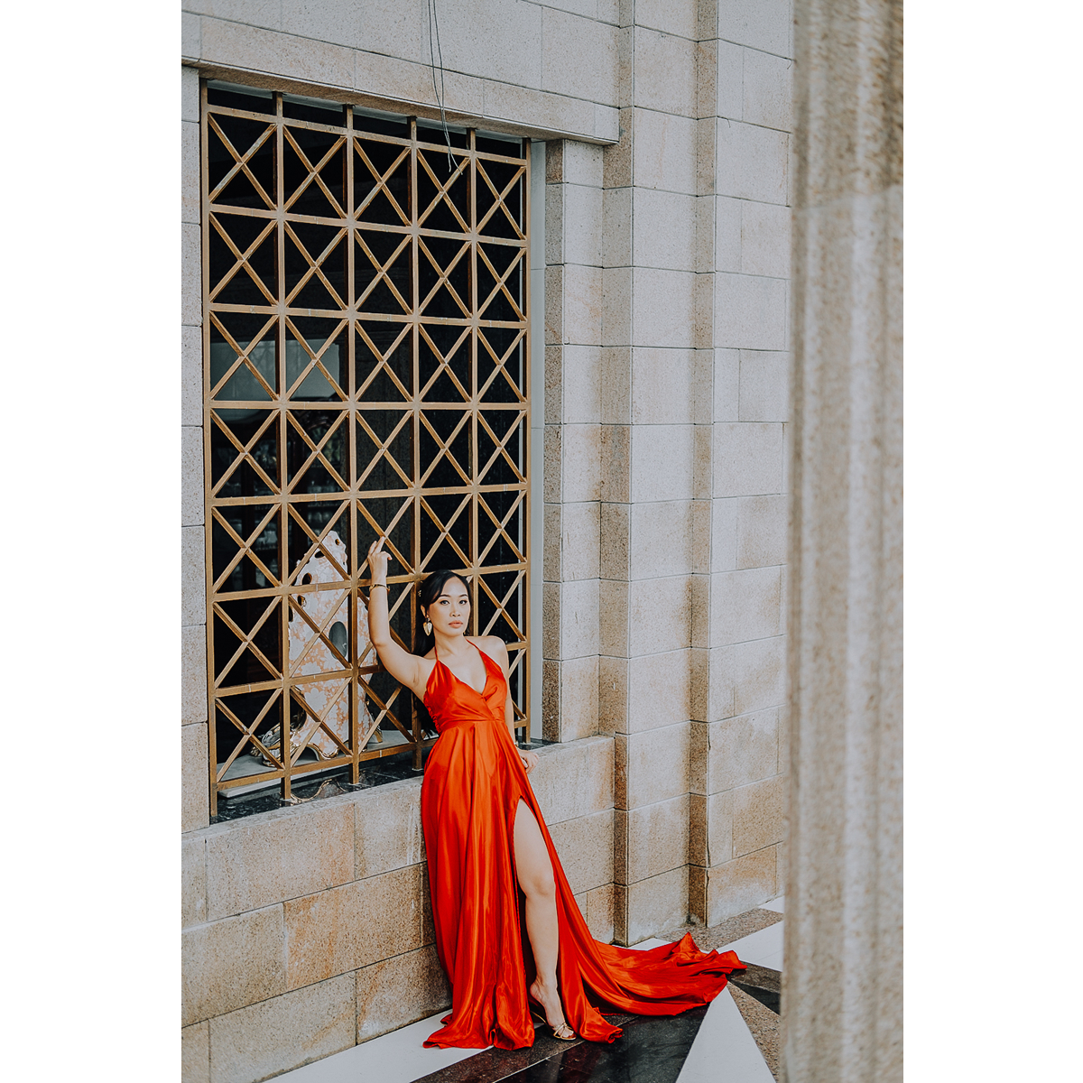 Temple of Leah Photoshoot