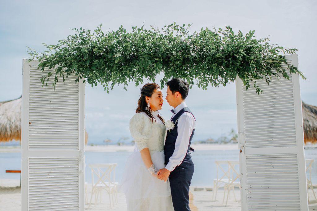 Maribago Bluewaters Intimate Wedding