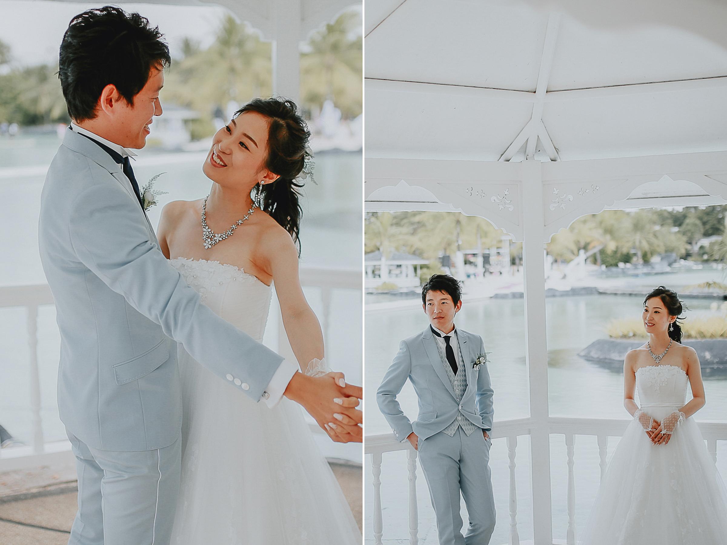 Plantation Bay Resort Intimate Wedding