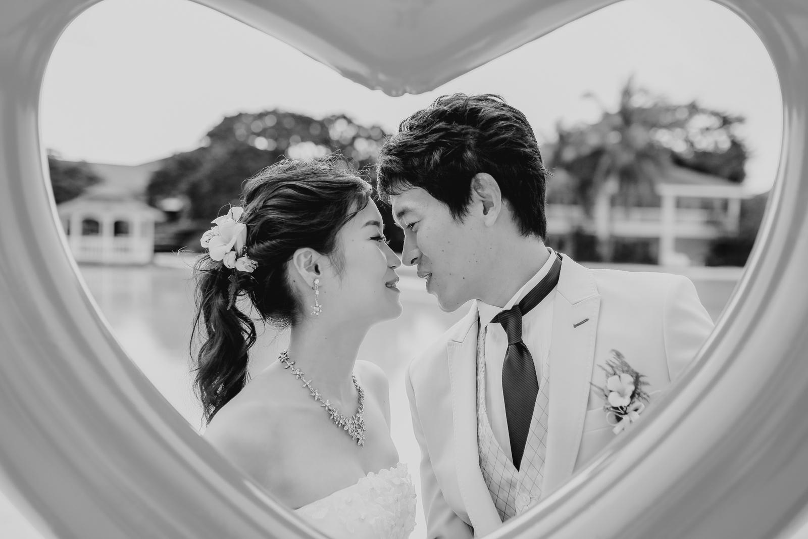 Plantation Bay Intimate Wedding